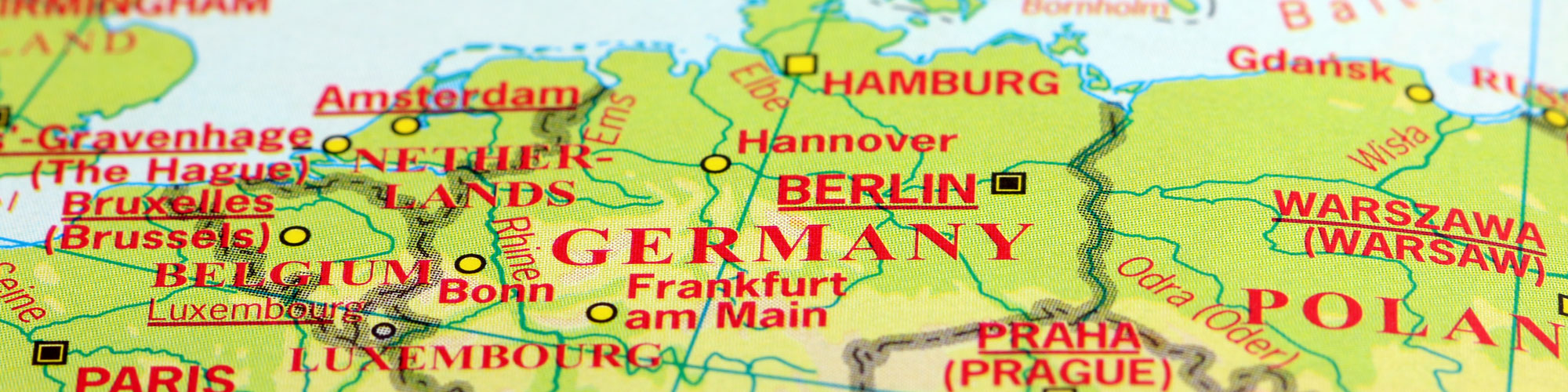visa for Germany - language courses and working holiday
